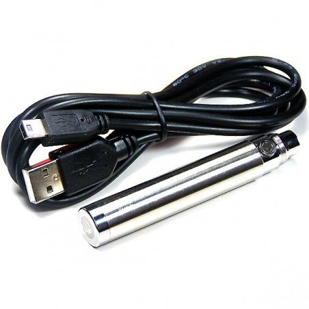 Baterie Joyetech eGo-T 2 Upgrade 650 mAh USB argintie