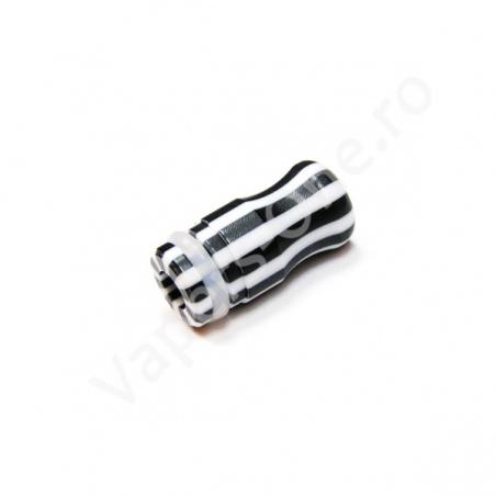 Mustiuc 510 short tip Zebra