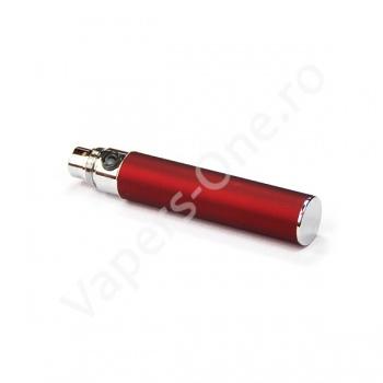 Baterie Vision 650 mAh Voltaj Variabil rosie