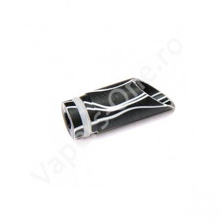 Mustiuc 510 acril negru unghi