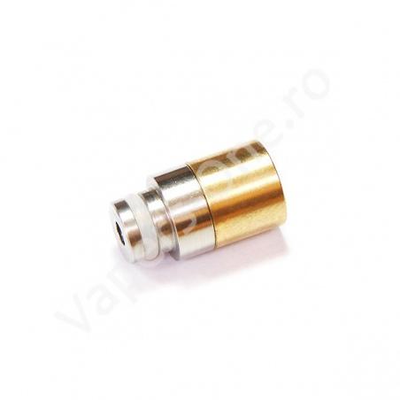 Mustiuc 510 drip gold+ss short