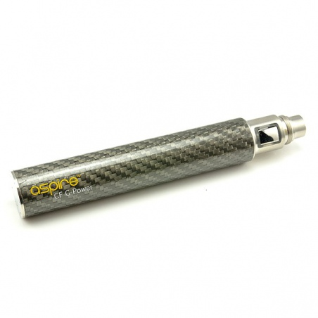 Baterie Aspire CF G-Power 1600 mAh silver