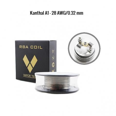 Kanthal A1 - 0.32 mm/28 AWG mosor 10 m