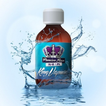 Baza KING VAPURE PG/VG 18 mg - 100 ml