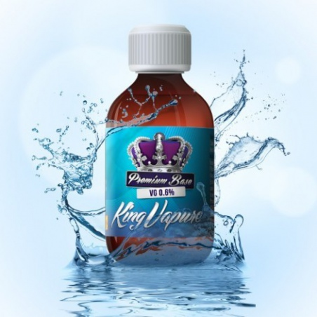 Baza KING VAPURE VG 6 mg - 100 ml