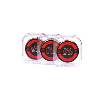 Coil Master Stainless Steel 316L - 0.12 mm/36 GA