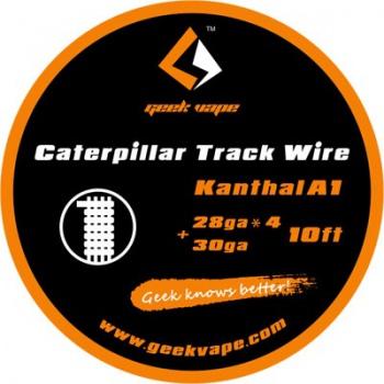 Geekvape Caterpillar Track Kanthal A1