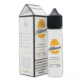 Lichid Milkman Hazel 50 ml