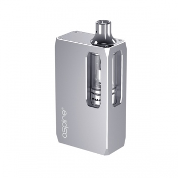 Kit K1 Stealth Aspire silver