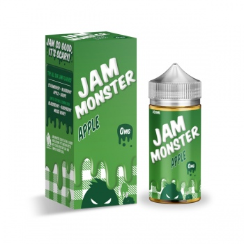 Lichid Jam Monster APPLE...