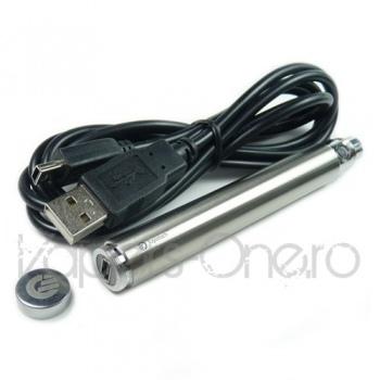 Baterie Joye eGo-T XL 1000mAh USB pass-through argintie