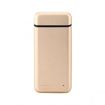 Power Bank VOOM 1200 mah gold