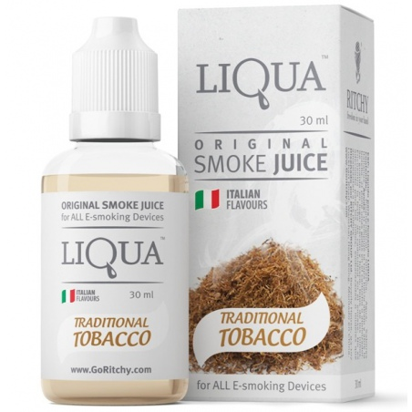 Traditional Tobacco 30 ml - 12 mg