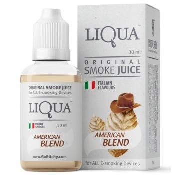 American Tobacco 30 ml - 6 mg