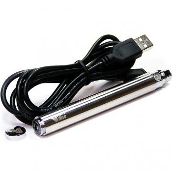 Baterie Vision 1100 mAh USB argintie