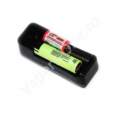 Incarcator dublu baterii Li-Ion