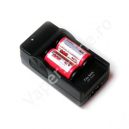 Incarcator dublu baterii 18350