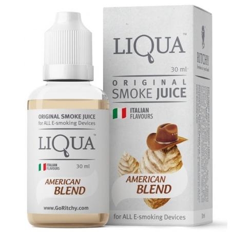 American Tobacco 30 ml - 0 mg