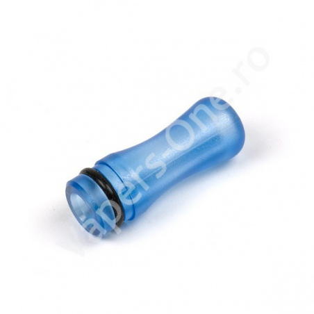 Mustiuc picurare 510 albastru semitransparent