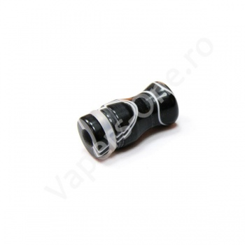 Mustiuc 510 acril negru short