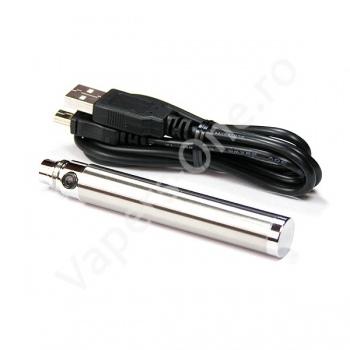 Baterie Vision 650 mAh USB argintie