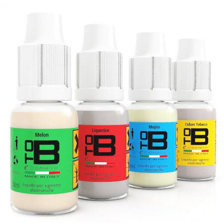 Lichid ToB Italia 30 ml - SHAKE BERRIES 18 mg