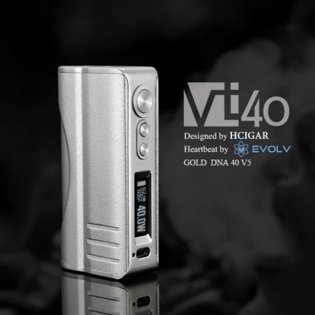 VT 40 Hcigar DNA V5 Evolv silver