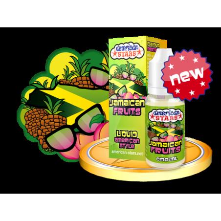 Jamaican Fruits 0% - 30 ml
