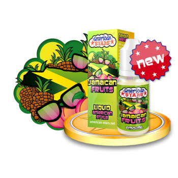 Jamaican Fruits 18% - 30 ml