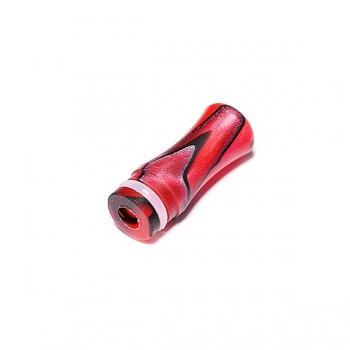 Mustiuc 510 acril rosu