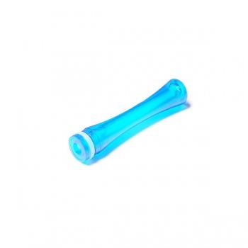 Mustiuc picurare LONG albastru semitransparent