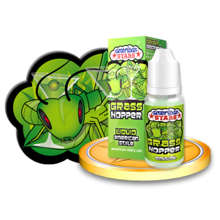 Grass Hopper 0% - 30 ml