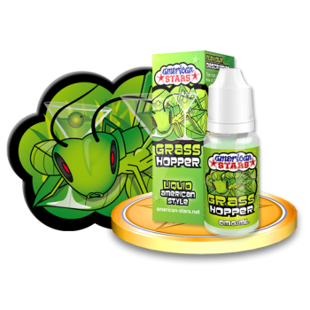 Grass Hopper 18% - 30 ml