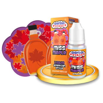 Miss Maple 18% - 30 ml