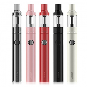 Kit IJust Eleaf Start silver