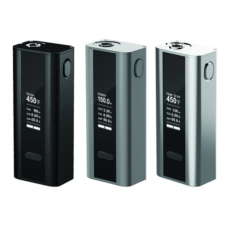 Baterie CUBOID MINI 80W TC neagra