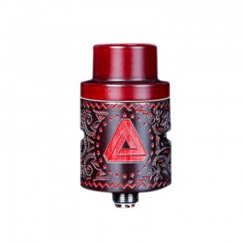Limitless RDA rosu - color change