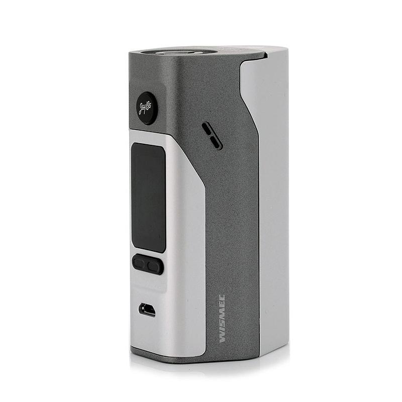 Mod Reuleaux RX 2/3 gri-argintiu