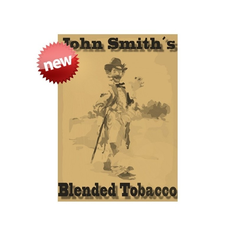 Lichid John Smith`S 30 ml - Aroma de tutun STRAIGHT KENTUCKY LEAF