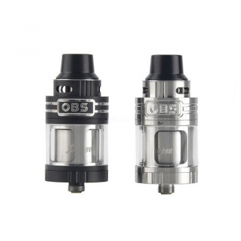 OBS Engine MINI RTA silver