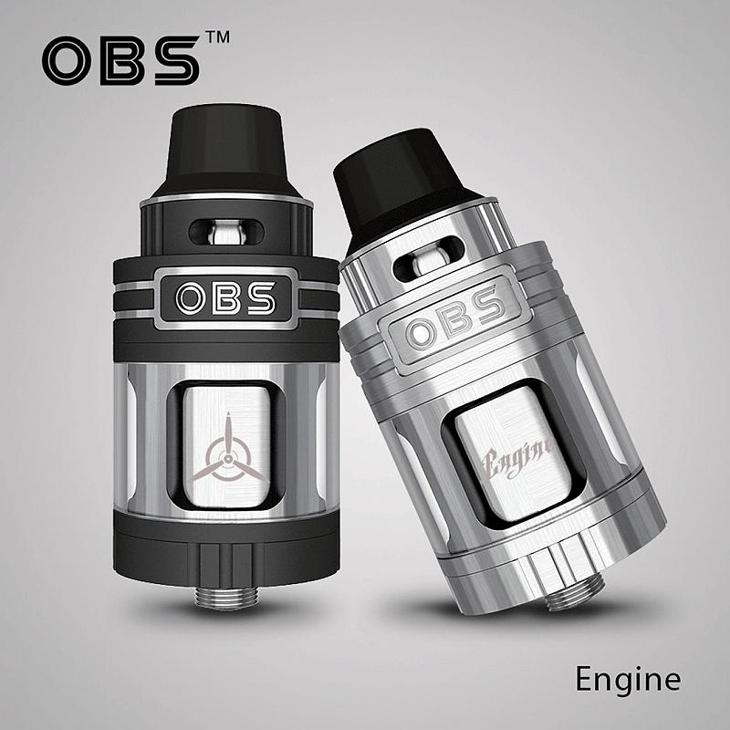 OBS Engine RTA 25 mm negru