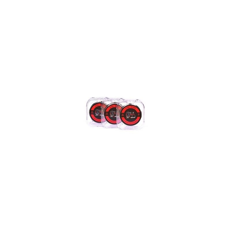 Coil Master Stainless Steel 316L - 0.50 mm/24 GA