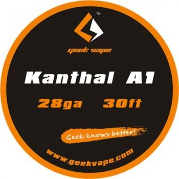 Geekvape Kanthal A1 - 28GA/0.32 mm