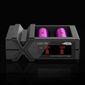 Incarcator LUC S2 Efest LCD Display