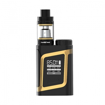 Mod SMOK AL 85 + TFV8 Baby negru gold