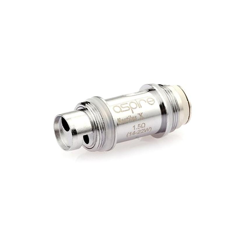 Rezistenta Nautilus X / Pocke X - 0.6 ohm SS316L