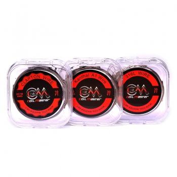 Clapton K Coil Master - 26 GA + 30 GA