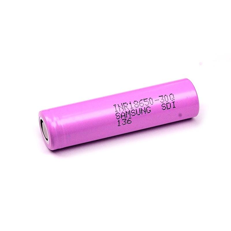 Acumulator Samsung INR18650  30Q - 3000 mAh