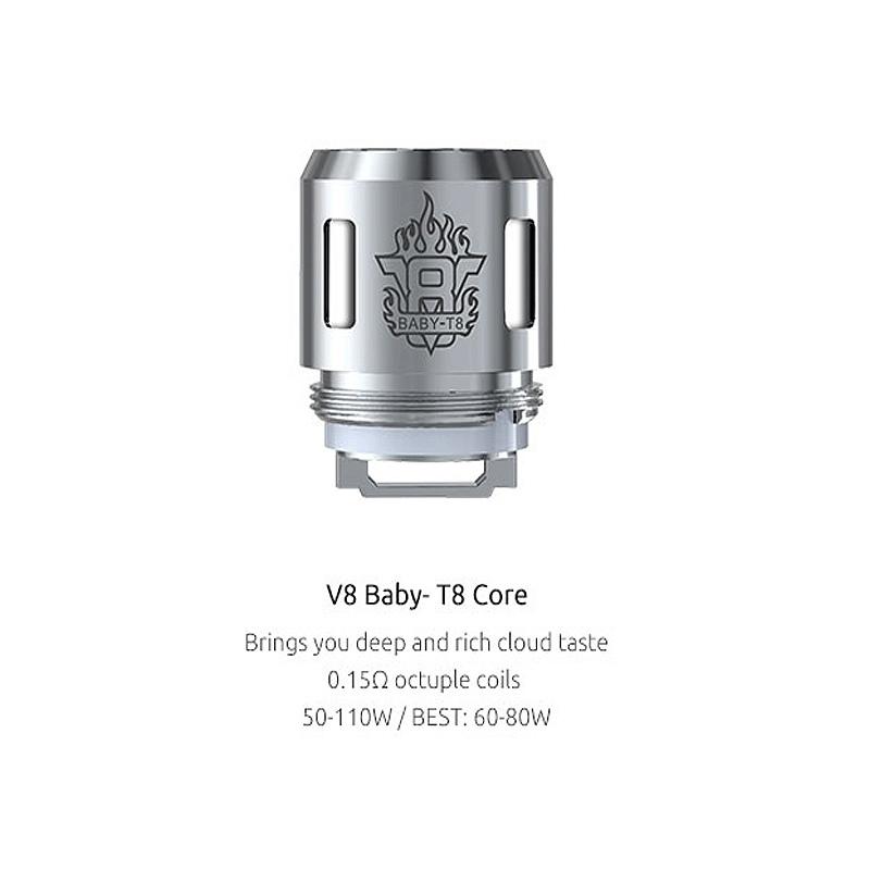 Rezistenta SMOK TFV8 Baby V8-T6