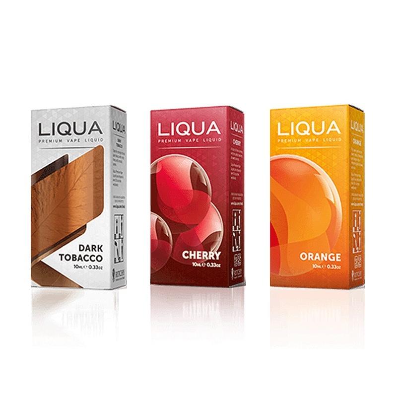 Lichid LIQUA Elements 10 ml - Aroma Cuban Cigar